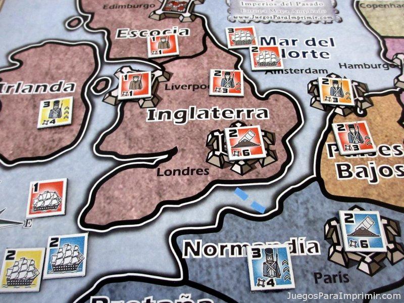Napoleon Juego De Estrategia Es